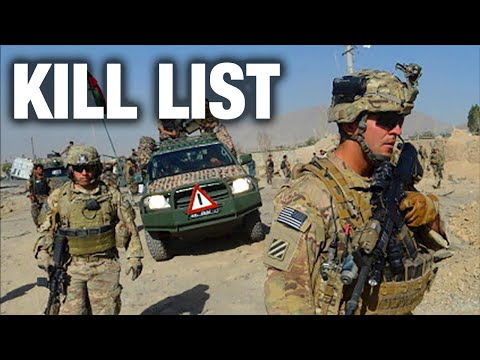 Leaked 'Kill List' Shows They Knew Kids Were Dying