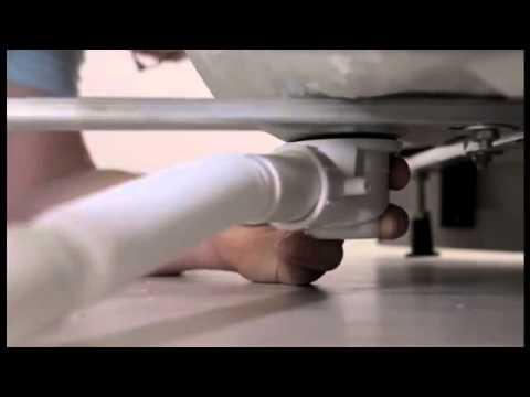 Видео сборка душевой кабины своими руками эрлит