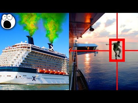 Top 10 Secrets Cruise Ships Don't Want You To Know