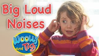 Woolly and Tig - Big Loud Noises | A Thunderstorm