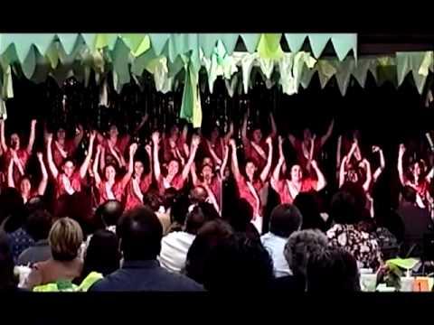 Grand Avenue - El Rancho High School Song and Dance at ERHS