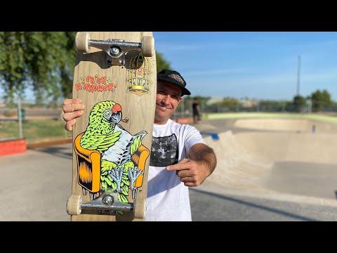 WINKOWSKI BIRDCAGE POWERPLY PRODUCT CHALLENGE!   Santa Cruz Skateboards