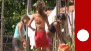Sex trade: Dark side of Brazil tourism