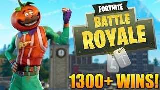 NEW SKINS TODAY! - TOP FORTNITE PLAYER - 1300+ Wins - Fortnite Battle Royale Gameplay