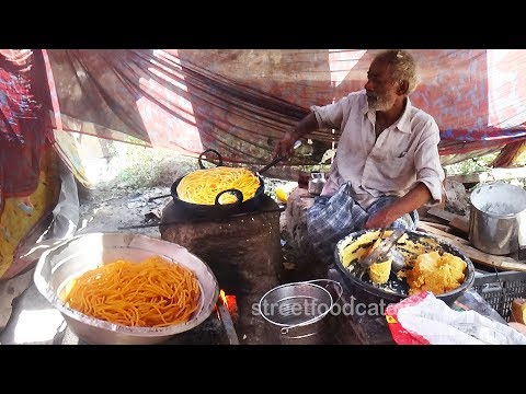 How to make Murukulu Recipe | Janthikalu Recipe | #IndianStreetFood