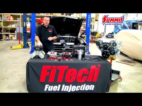 FiTech EFI Fuel Injection System Overview