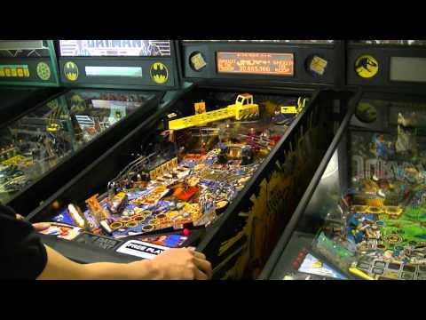 1993 Data East Last Action Hero Pinball ピンボール ラスト アクション ヒーロー ピンボール