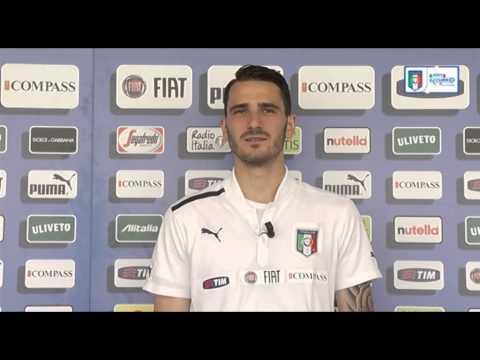 Leonardo Bonucci - Intervista in Contropiede - 6 Giugno 2013