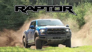 2017 Ford Raptor Off Road Review - Offroad Monster