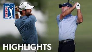 Highlights  Round 2  3M Open  2021