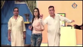 Urdu Jugtain | Nasir Chinyoti | Sobia Khan | Gulfam - Stage Drama Clip