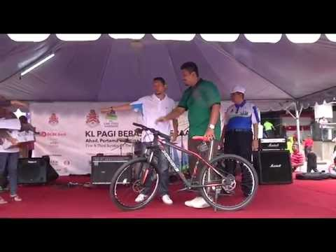 KL Mayor Diary : KL Car Free Morning   Mei_2015