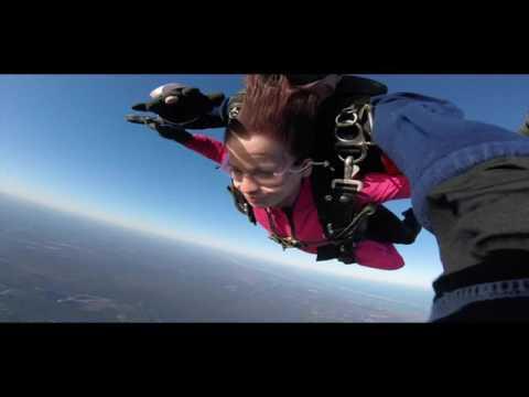 Melissa's First Jump