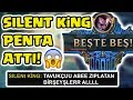 SILENT KING PENTA ATTI!! EFSANEYLE EFSO DUO OLDUK!! GİZLİ MAINİ YASUOYMUŞ!! | KFCEatbox