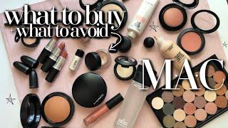 MAC Cosmetics //  BEST + WORST + DUPES