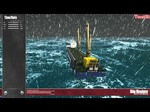 Ship Simulator Extremes Gameplay