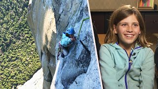 10-Year-Old Makes History as Youngest to Scale El Capitan