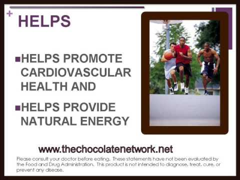 Healthy Chocolate-it's Diabetic Friendly! http://www.thechocolatenetwork.net