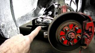 Dodge Neon Inner Tie Rod Replacement