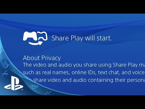 Share Play Walkthrough