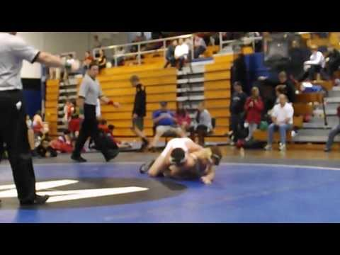 Bryce Ballas vs. Brother Martin High School @ Mandeville Open (Loss) (Finals Match) (Senior Year)