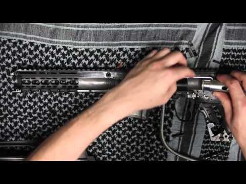 Tacamo Storm Installation Guide For Tippmann 98 and US Army