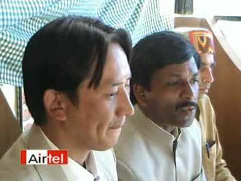 Press Conference in Shimla_mpeg2video.mpg. Chime Youngdung