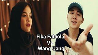 TALENTA TERBAIK??? Ku Tak Bisa - Slank (Fika Fabiola vs Wang Uang) cover
