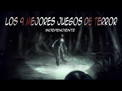 Los 9 mejores juegos de terror independiente