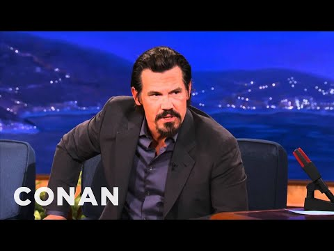 Josh Brolin On The