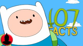 107 Finn the Human Facts YOU Should Know! (107 Facts S6 E26) | Channel Frederator