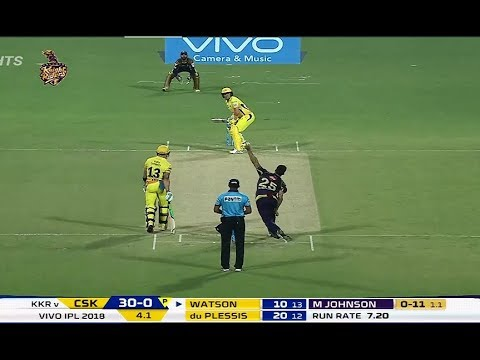 CSK Vs KKR 2018 Highlights I Match 33 I KKR Vs CSK Match Highlights