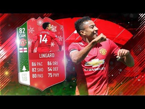 FIFA 18 FUTMAS Lingard Review - FUTMAS Jesse Lingard Player Review - Fifa 18 Ultimate Team