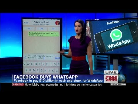 Why did Facebook buy WhatsApp?