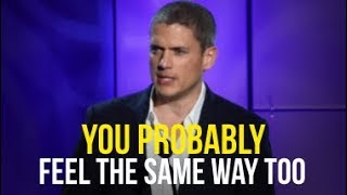 The Speech That Will Make You Cry | Wentworth Miller