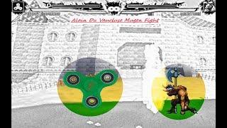 Mugen : Fidget Spinner Vs Minotaur (Castlevania) (Request)