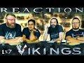 Vikings 1x7 REACTION!!