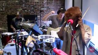 """Pimps of Joytime """"Booty Text"""" Live at KDHX 4/21/14"""