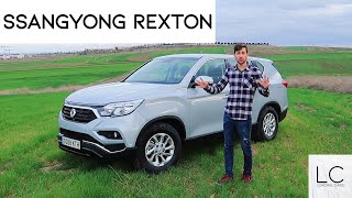SSANGYONG REXTON / Review + Test Off Road / #LoadingCars