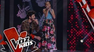 Isabella canta No Hay Nadie Más en los Rescates | La Voz Kids Colombia 2019