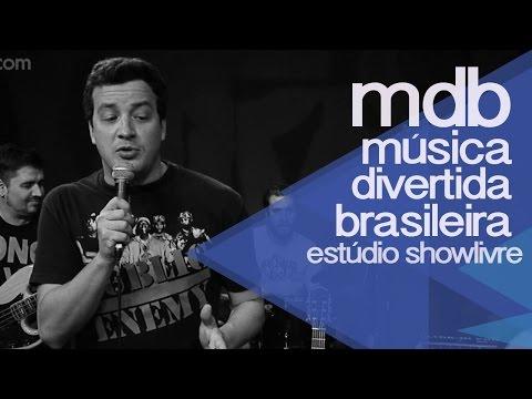 MDB - Música Divertida Brasileira com Rafael Cortez e Pedra Letícia - Apresentação na íntegra