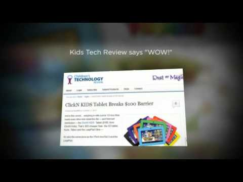 The ClickN KIDS Family Tablet (Breaking Barriers)