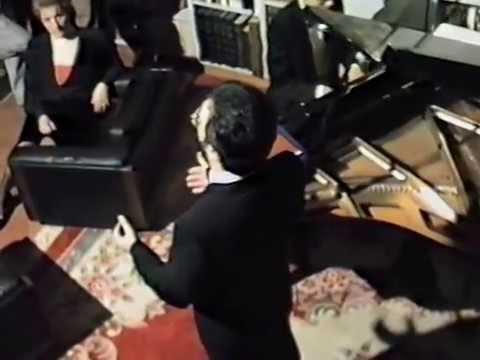 Concerto da salotto in Casa del Dott. Giulio Marchesini
