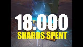 NEW UPDATE - JUNE 2018 - Is it worth spending shards on chests?