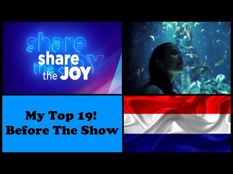 Junior Eurovision 2019 - My Top 19 [So Far]