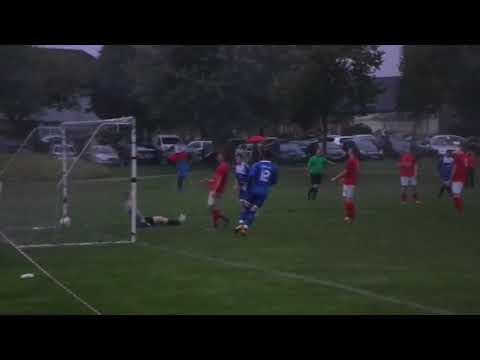 Kevin Nolan scores  For Balla v Charleville
