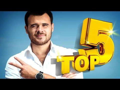 Emin - TOP 5 - Новые песни - 2016