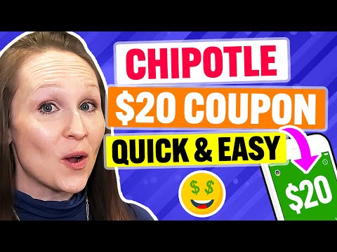 Download Lagu Chipotle Coupon Code 2021: MAX Promo Discount For Free Food! (100% Works).mp3