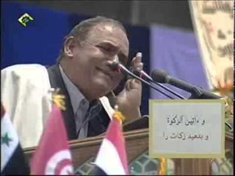 **Full** Dr Ahmed Naina - Al Ahzab - الشيخ احمد نعينع -سورة الأحزاب
