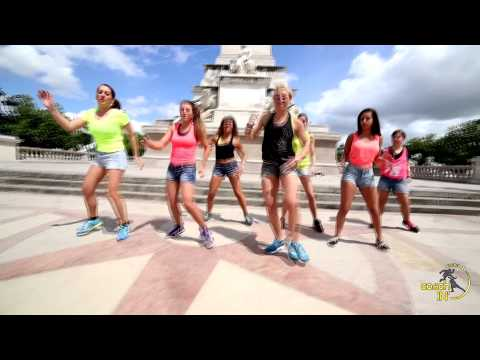 Diego Coronas Feat. Jota Efe - Kuduro Booty Shake - Chorégraphie Zumba® By Zcoach In' video